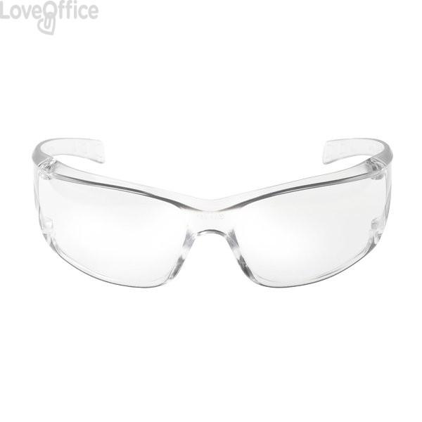 Occhiali di protezione Virtua AP 3M - trasparente - 39637