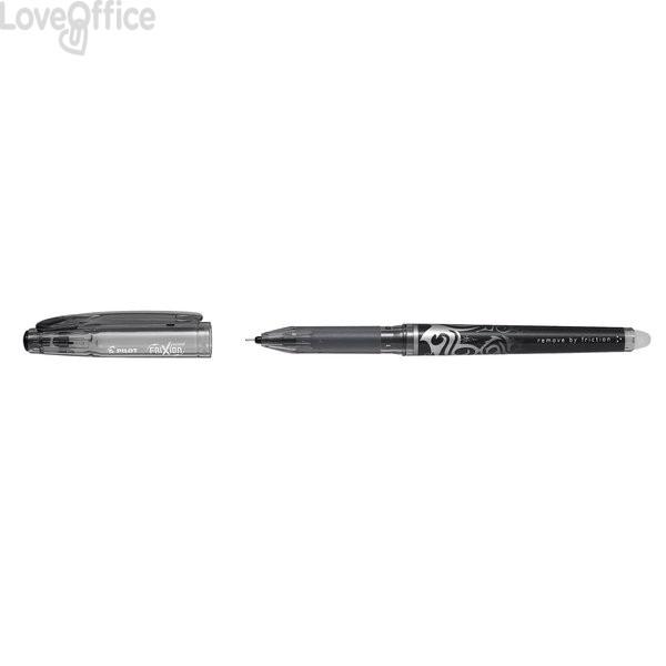 Frixion Point 0,5 Pilot - Penna a sfera cancellabile - nero - 0,5 mm