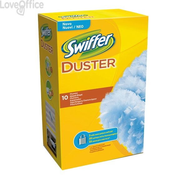 Spolverini Swiffer Duster verdi (conf.10)