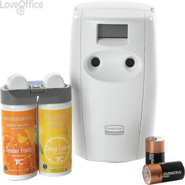 Profumatore Microburst Duet Technical Concepts fruits-Citrus lavender - FG4870056 (Dispenser + refill)