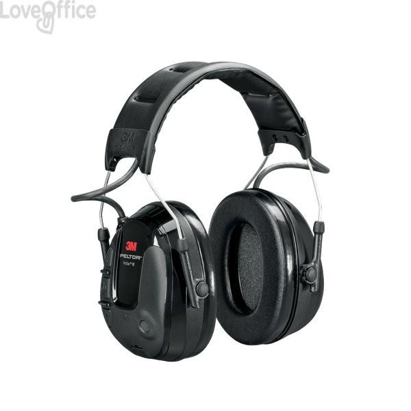 Cuffie isolanti 3M™ Peltor™ ProTac™ III - SNR 26 dB - 9497