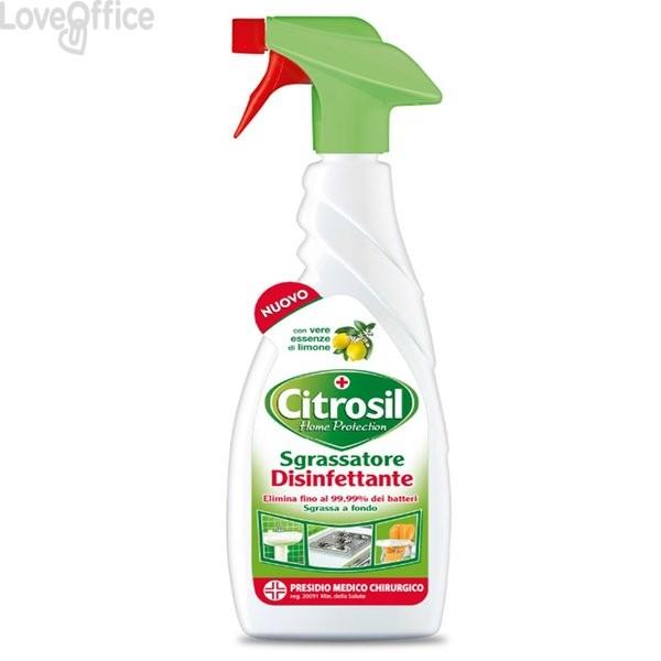 Sgrassatore disinfettante Citrosil - 650 ml - M2800