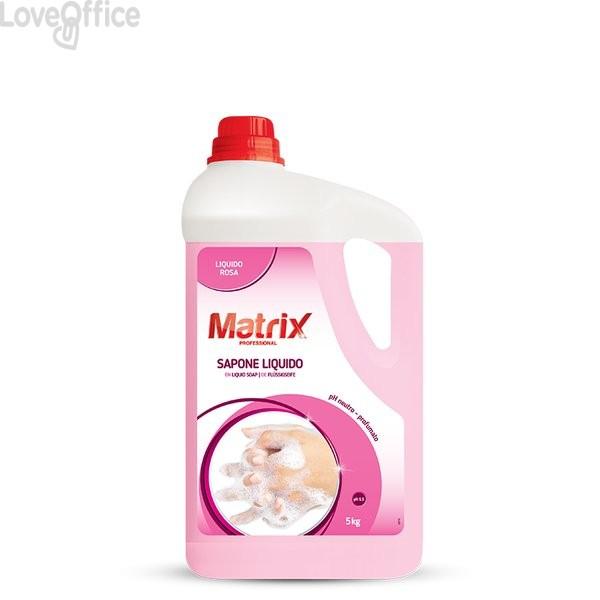 Sapone liquido neutro - pH neutro 5.5 - 5 Kg - XM004