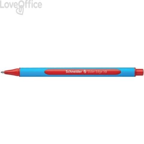 Penna a sfera rossa Edge Schneider - P152202