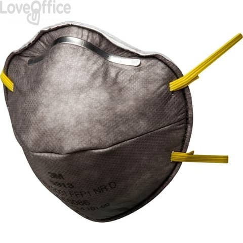 Respiratore monouso 3M FFP1 senza valvola n/a 9913